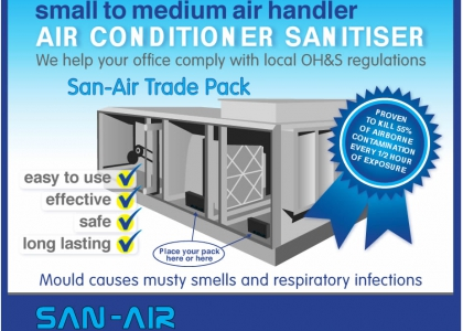san-air air conditioning solutions for commercial